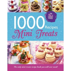 1000 Recipes Mini Treats (Igloo)