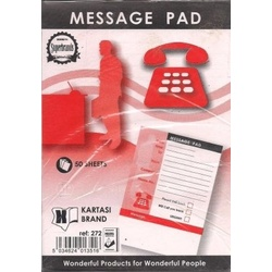 Message Pad A6 Ref 272