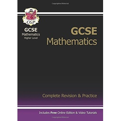 GCSE Mathematics Higher Level Complete Revision & Practice