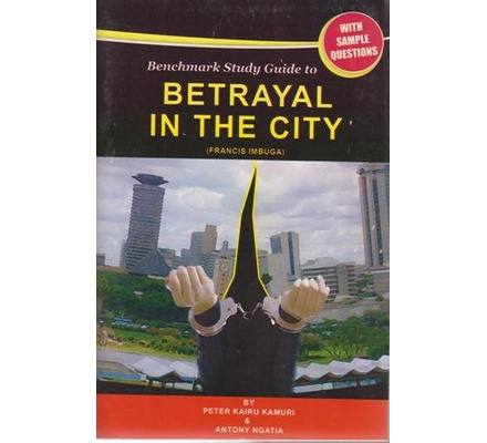 betrayal in the city Today i woke up with my mind traveling down memory lane i remembered some of the books that i read as a young man in high school i thought of chinua.