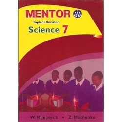 Mentor Topical Revision Science 7