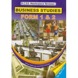 Topmark KCSE Revision Business Studies | Text Book Centre