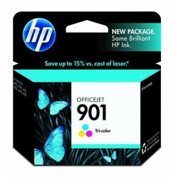 Hp Ink Cartridge 901 Colour