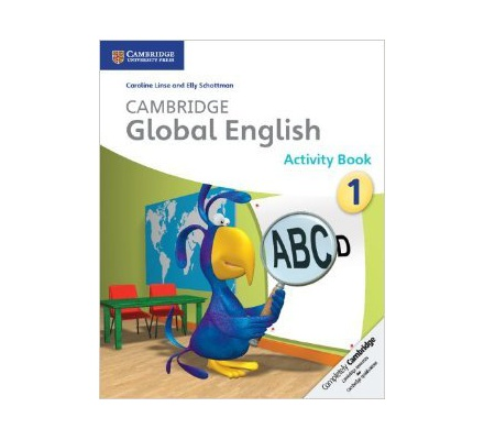 Cambridge Global English Stage 1 Activity Book