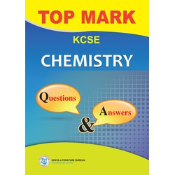 Topmark KCSE Chemistry Questions & Answers