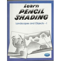 Vikas Learn Pencil Shading- Landscapes & Objects-1