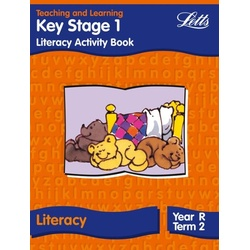 Key Stage 1 Literacy Activity Book Year R Term 2