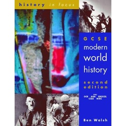 GCSE Modern World History Student's Book 2nd Edition.