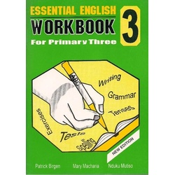Essential English Workbook 3