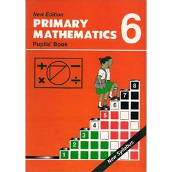 Primary Mathematics Std 6
