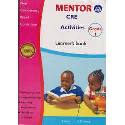 Mentor CRE Activities Learner's Grade 1