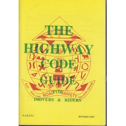 The Highway Code Guide for Drivers and riders