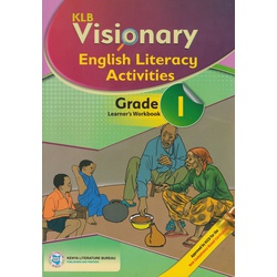 KLB Visionary English Literacy Act GD1