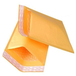 Padded Envelope 350*470 mm K/7 White/Brown