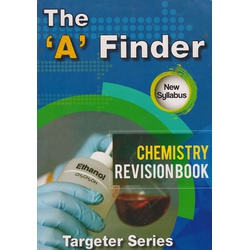The A Finder Chemistry Revision Book