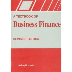 Textbook of Business Finance Revised Edition