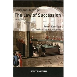 Law of Succession 12ED EQUITY & TRUSTS
