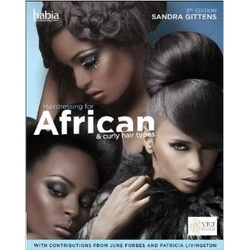 Hairdressing for African & Curly Hair types 3ED