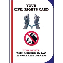 Your civil rights card