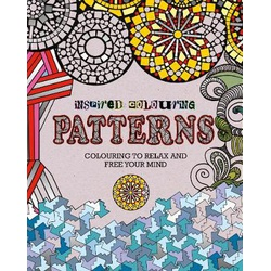 Inspired Colouring: Patterns (B66ks)