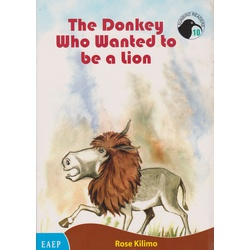 Donkey who Wanted to be a Lion