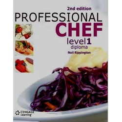 Professional Chef Level 1 Diploma 2nd Edition