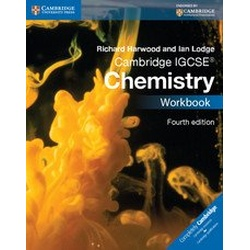 Cambridge IGCSE Chemistry Workbook (Cambridge International Examinations)