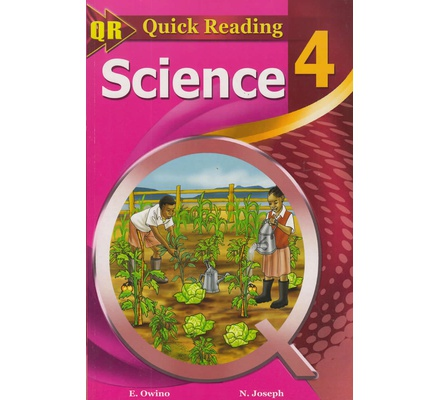 Quick Reading Science 4