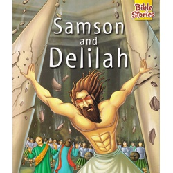 Bible stories Samson and Delilah (B.Jain)