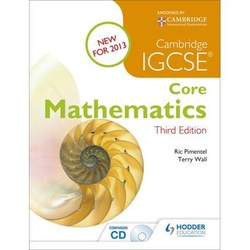 Cambridge IGCSE Core Mathematics 3rd Edition