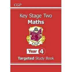 Key Stage 2 Year 4 Maths The Study Book