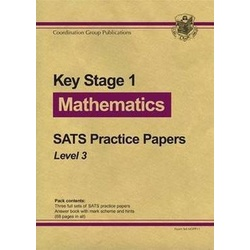Key Stage 1 Maths SATS Practice Papers Levels 3 .