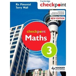 Checkpoint Maths: Student's Book 3