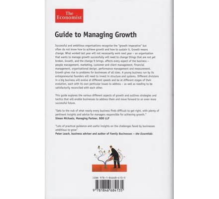 economist guide to managing growth pdf