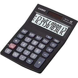 MX-12V/B-W Casio Calculator