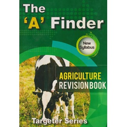 The 'A' Finder Agriculture Revision Book