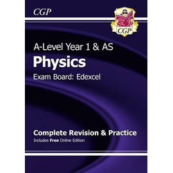A-Level Year 1 & AS Physics Complete Revision & Practice
