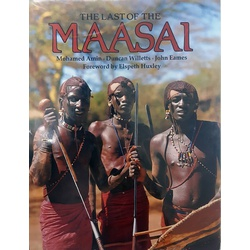 The Last of the Maasai (Hard Cover)