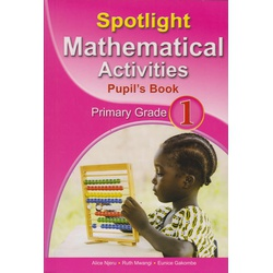 Spotlight Mathematical Activities Grade 1