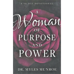 Woman of Purpose and Power (BKMG)