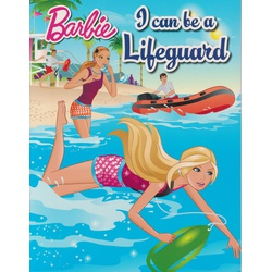 Alka Barbie I can be a Lifeguard