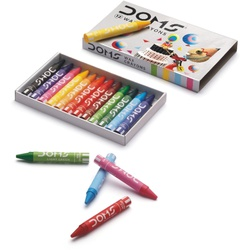 Doms Crayons 12s 3468