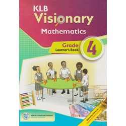 KLB Visionary Mathematics Grade 4 (Approved)