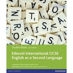 Edexcel International GCSE English as a Second Language Student Book