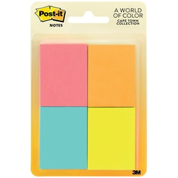 3M Post-it Notes 34.9 * 47.6mm 653-4AF  (3*50)