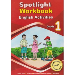 Spotlight Workbook English Activities Grade 1