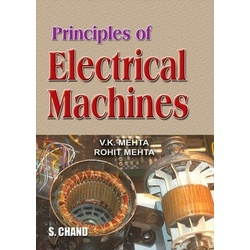 Principles of Electrical Machines