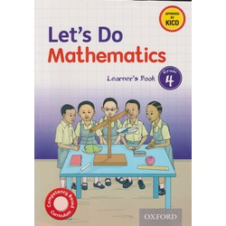 OUP Let's Do Mathematics Grade 4 (Approved)