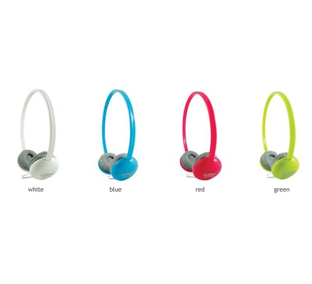 Cliptec Stereo Headset CL-HST-BMH333 Assorted (Kiddies)