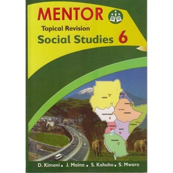 Mentor Topical Revision Social Studies 6